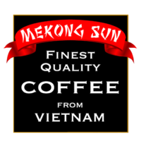 MeKong Sun Coffee Logo