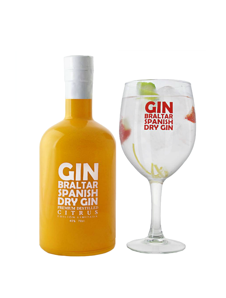 Spanish Dry Gin Citrus