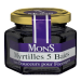 Blueberry & 5 Peppercorns Jam - Myrtilles & 5 baies
