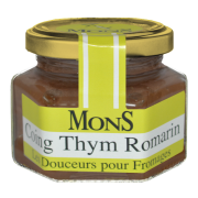 Quince Thyme Rosemary Jam - Coing Thym Romarin